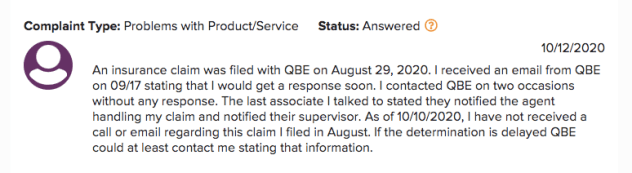 QBE Renters Insurance Reviev