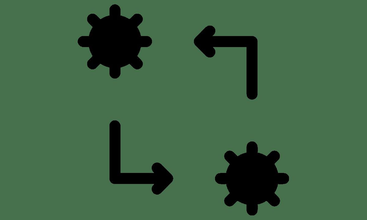 Transient response using delay