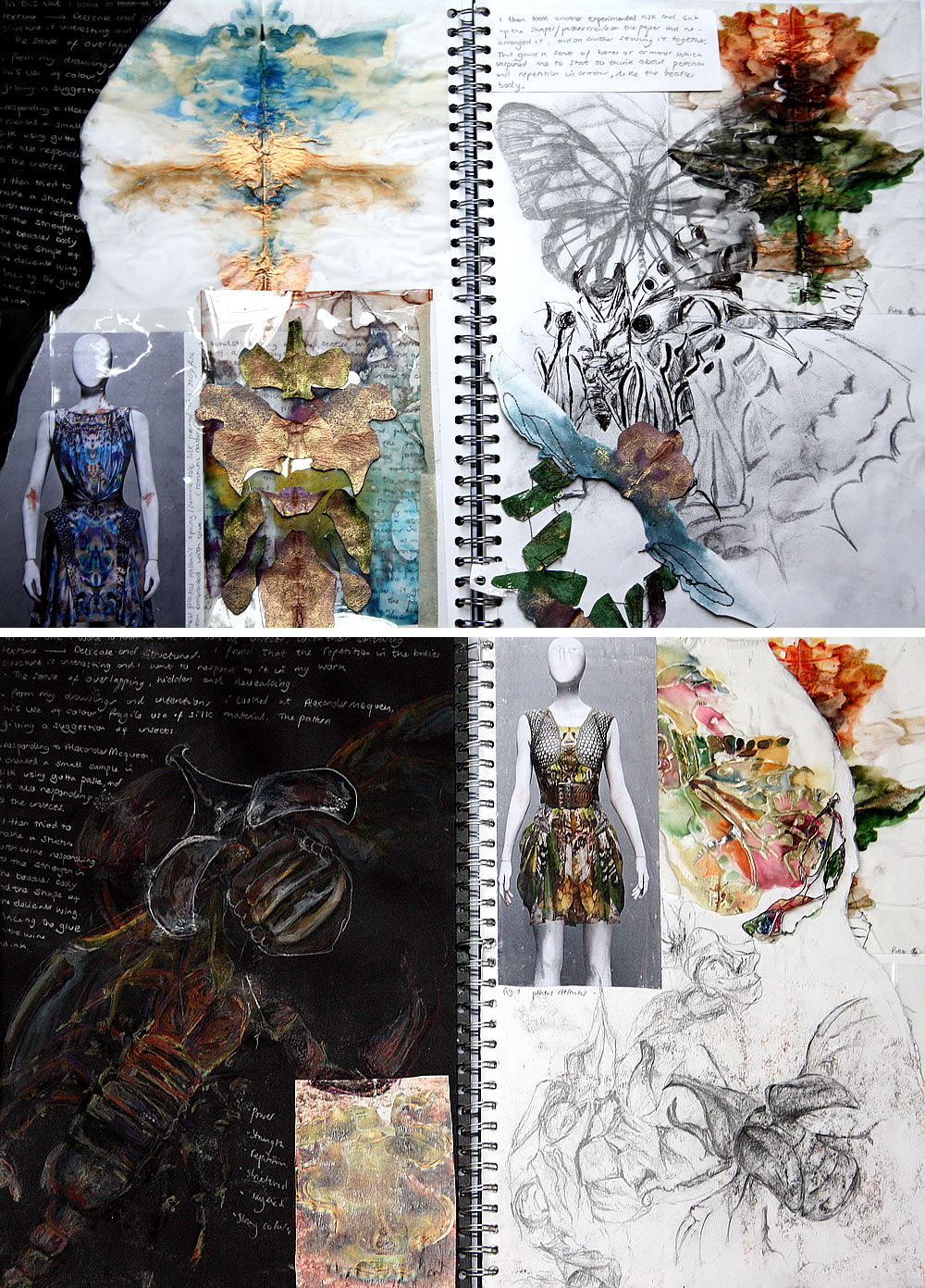 art sketchbook ideas creative