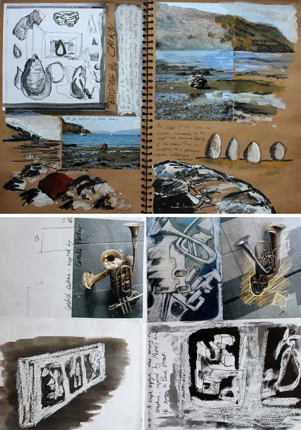 Art Sketchbook Ideas Creative Examples Inspire High