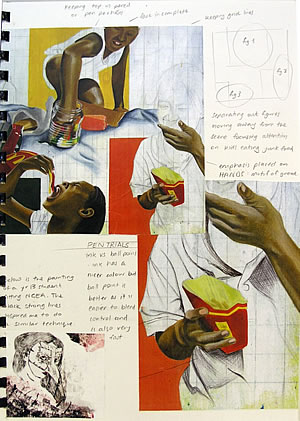 Tips For Producing An Amazing GCSE Or A Level Art Sketchbook