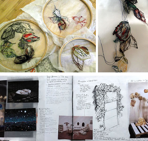 A Level Textiles Coursework Examples