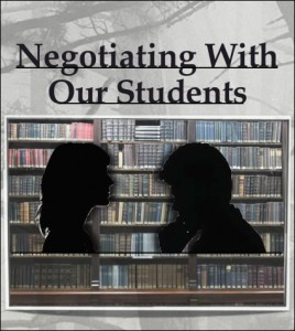 Negotiating With Our Students | The Student Caring Project