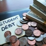 paying off student debt