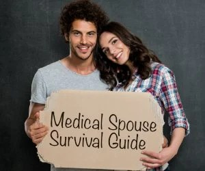 doctor's spouse