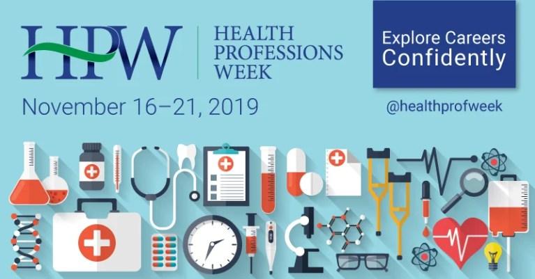 Health Professions Week 2019