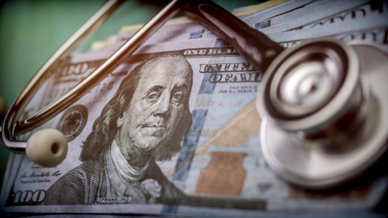 Identify Health Professional School Cost