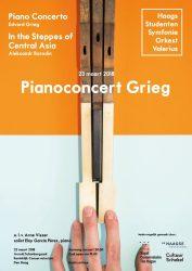 Pianoconcert Grieg