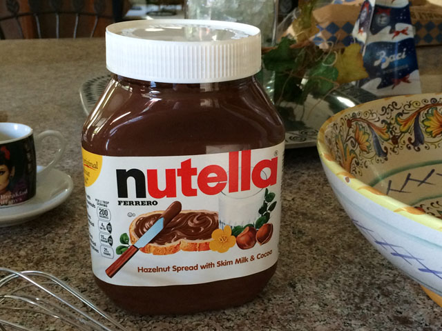 Nutella-Pastry-Star-how-make