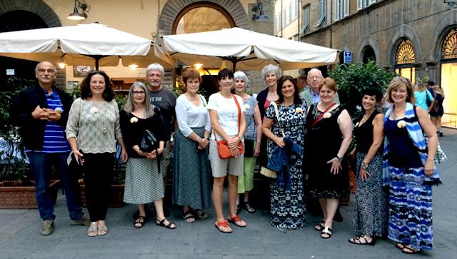 Learn Italian Lucca Italy