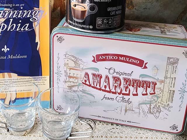 giveaway-regalo-Life-Lemons-Italy-Amaretto-Cookies-Lavazza-Coffee-Bormioli-espresso-cups