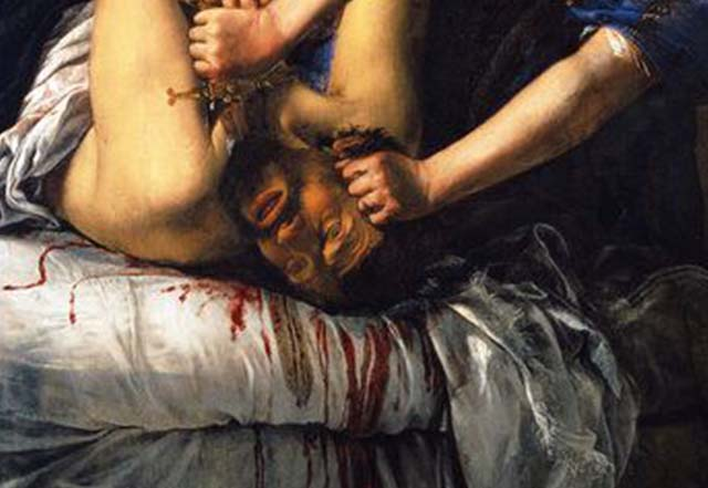 Artemisia-Gentileschi-Caravaggio-Caravaggista-BaroqueArt-Chiarascuro-YoutubeViedo-Art-Italian-Immersion