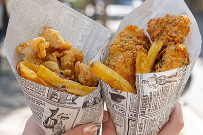 Fish and Chips Barcelona