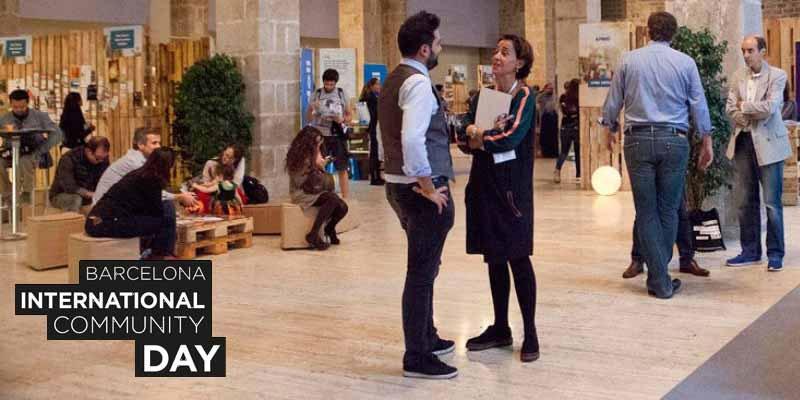 The Biggest International Community Event in Barcelona