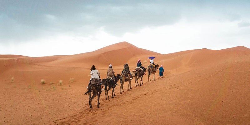Morocco Travel Blog – Student Route