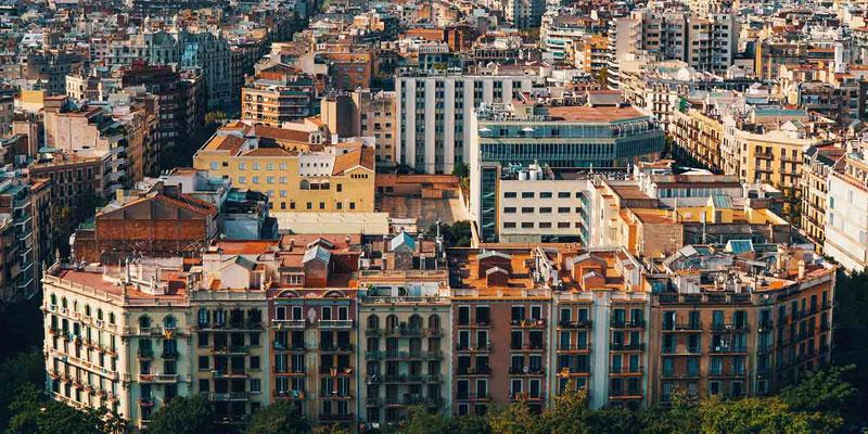 Neighborhoods of Barcelona