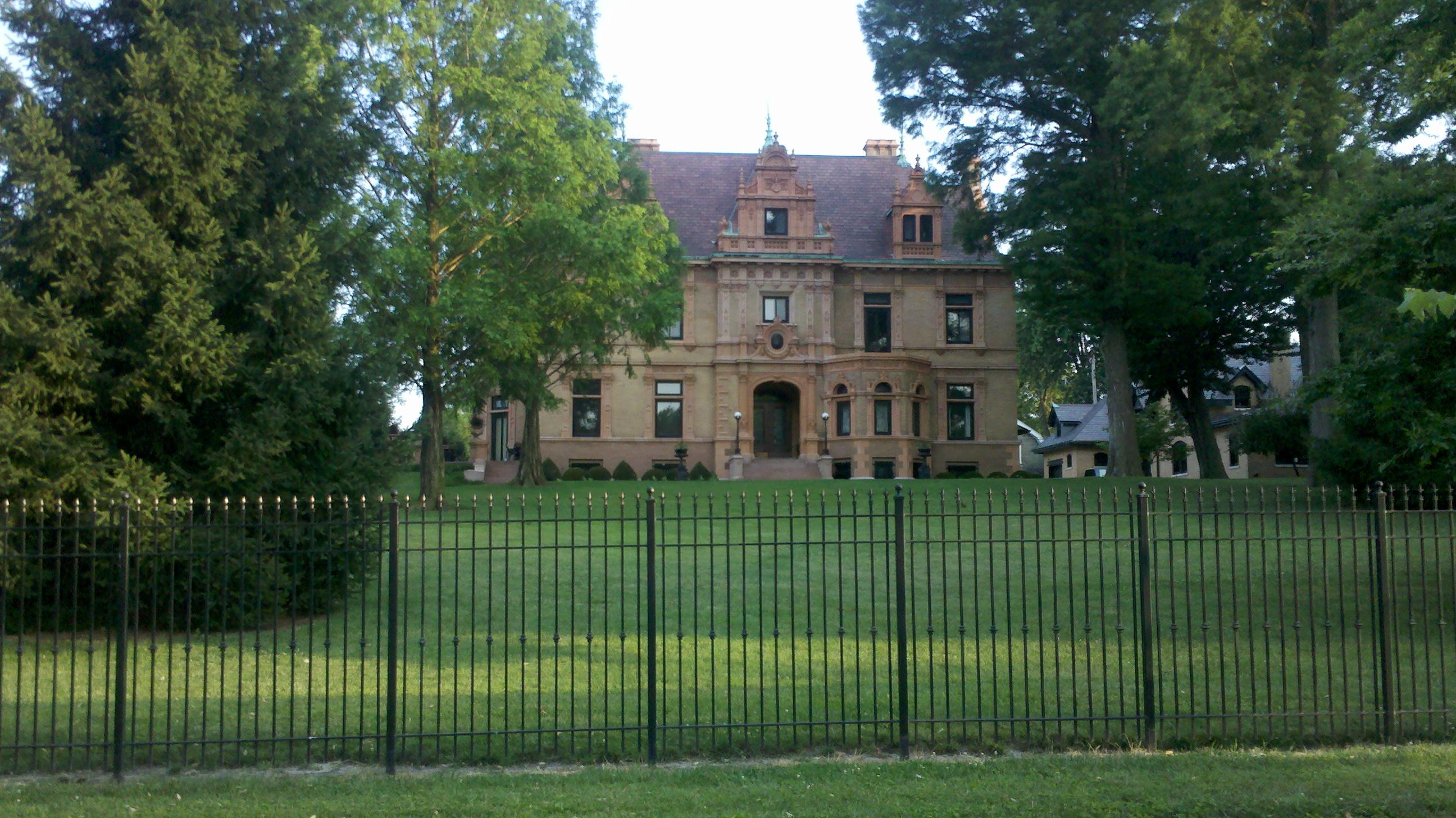 Mansion In Compton Heights St Louis Mo