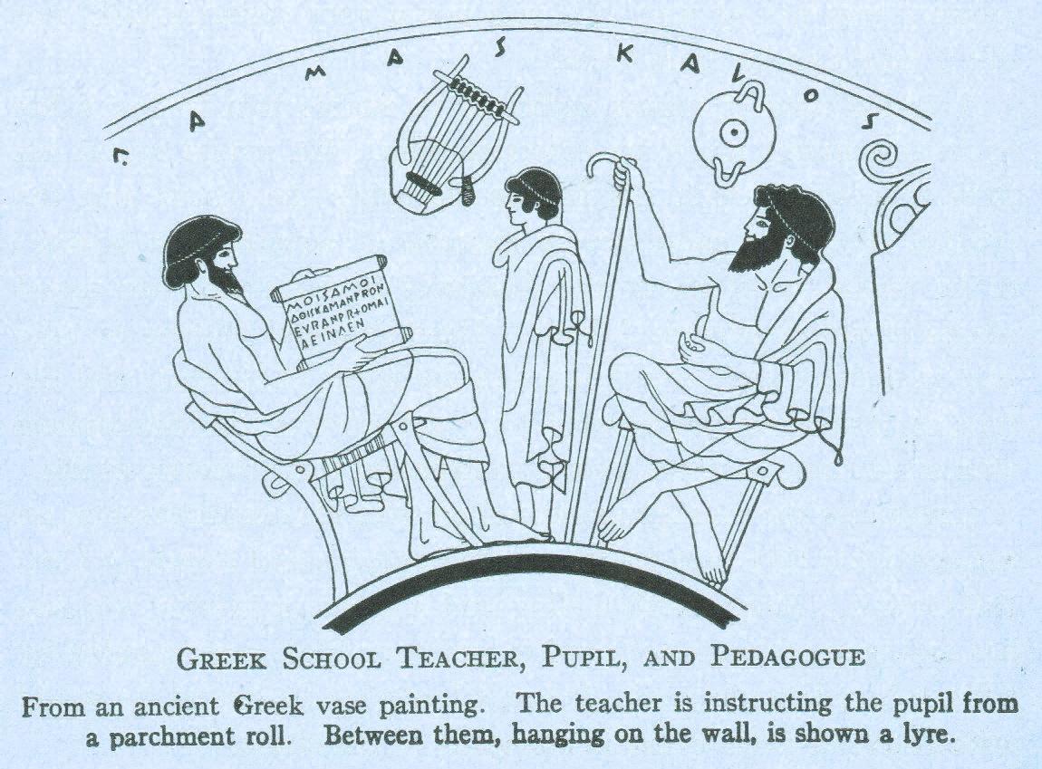 Ancient Greek Classical Education