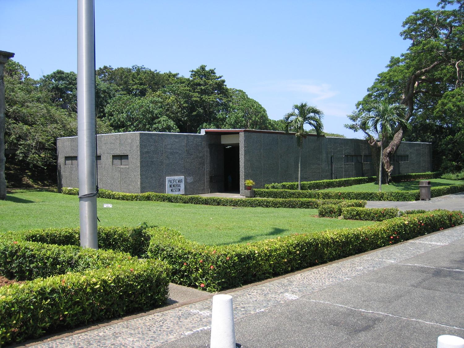 Corregidor S Pacific War Memorial Museum