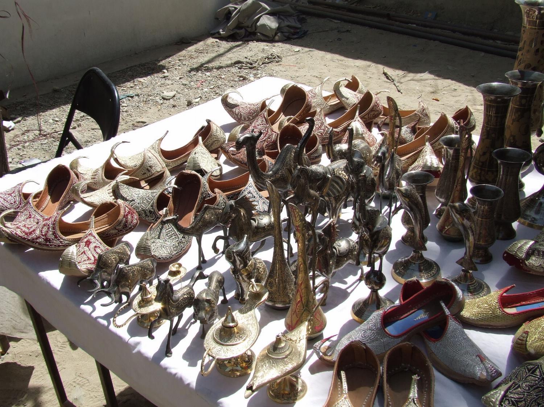 Silk Road Treasures In Afghanistan
