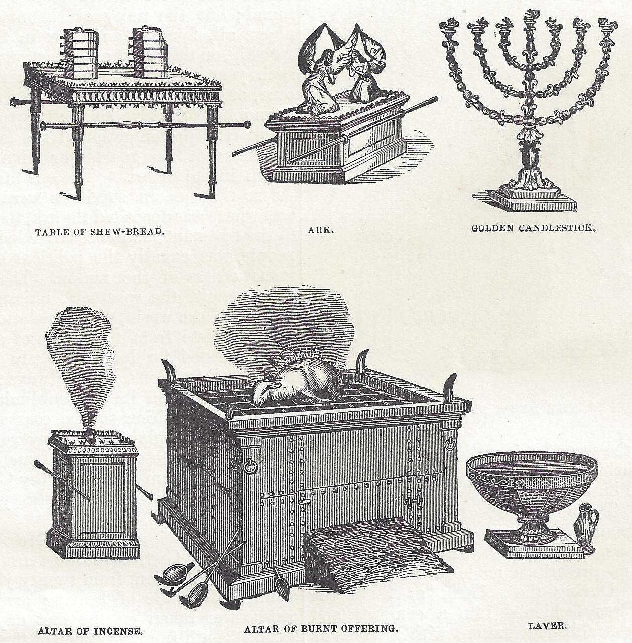 Ancient Israelite Religious Items