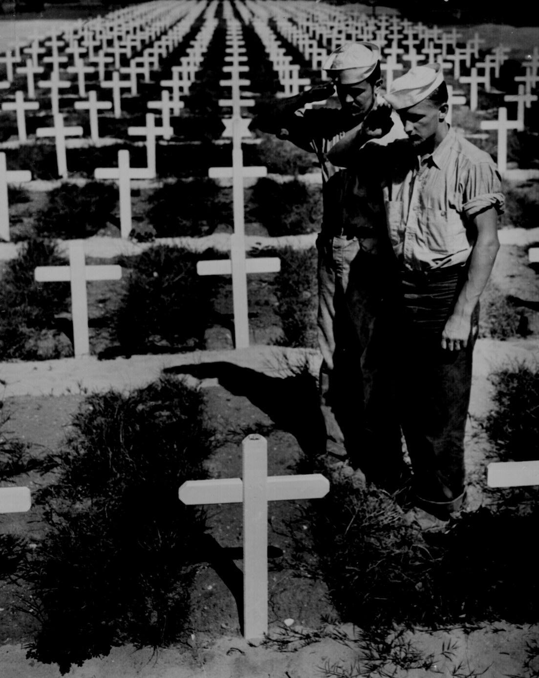 American Overseas Military Cemetery
