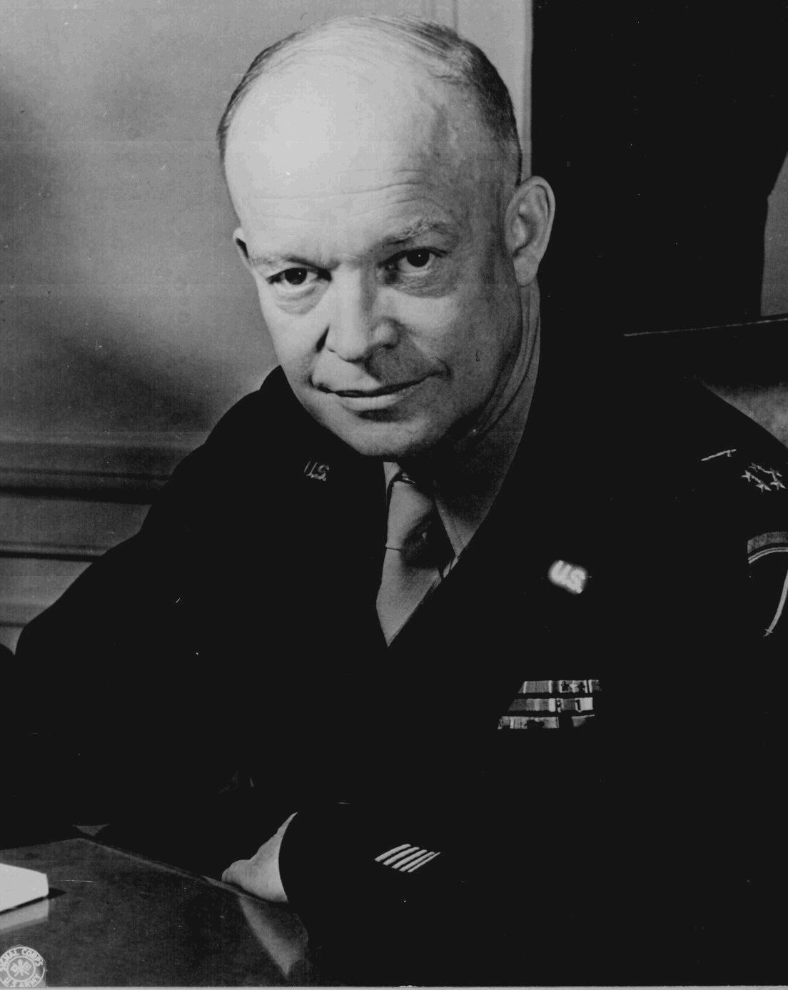 General Dwight David Eisenhower