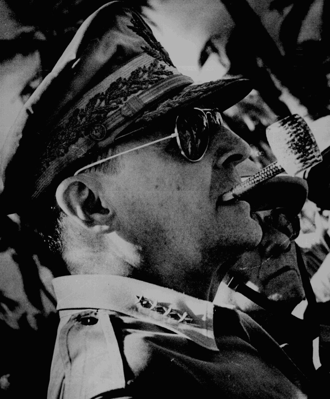 General Douglas Macarthur Philippine Islands
