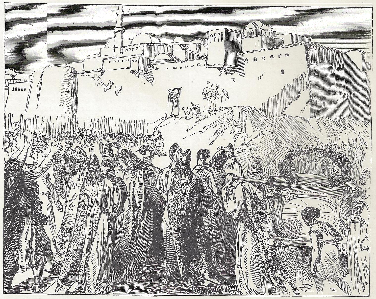 Fall Of Jericho
