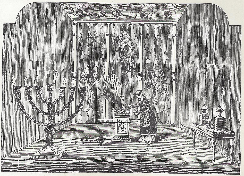 Israelite Tabernacle S Holy Of Holies