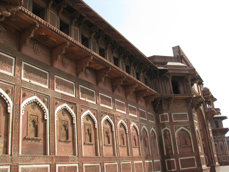 The Jahangiri Mahal