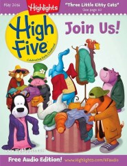 Highlights High Five Magazine Subscription | StudentMags
