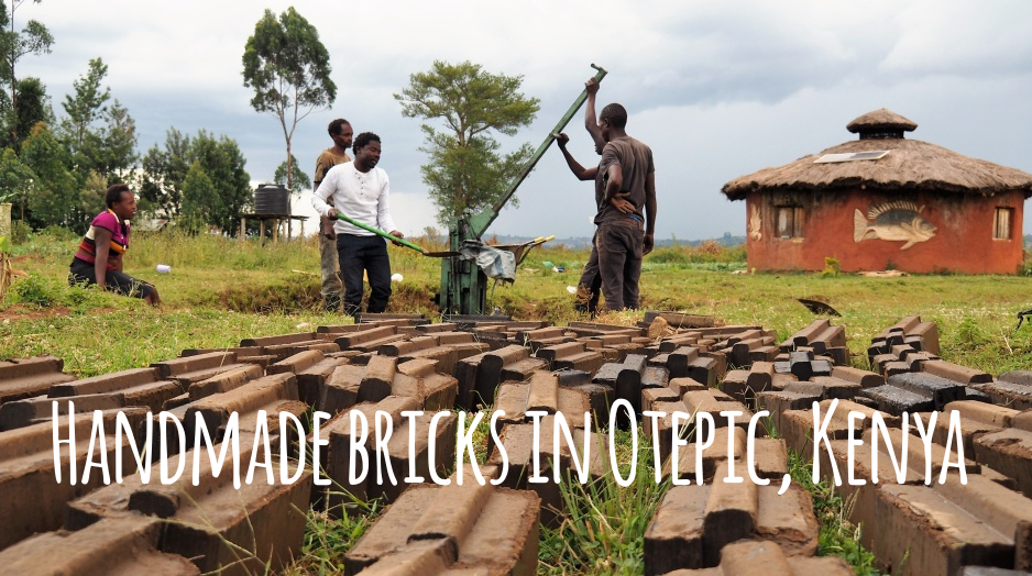 Handmade Bricks