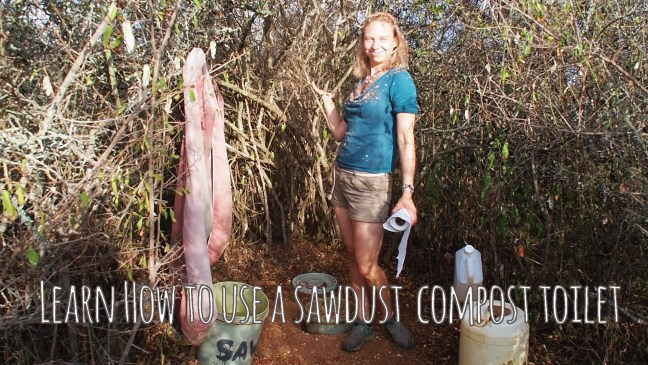 Free Tutorial: How to Use a Compost Toilet