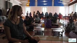 Sri Aurobindo Ashram Dining Hall