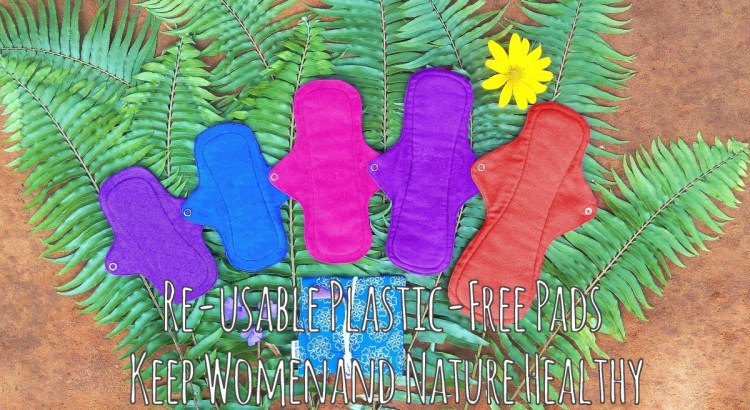 The all-female change-maker team of Eco Femme produces re-usable female hygiene products in Auroville, India.