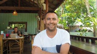 Matt from New Zealand, University Researcher on indigenous economic development