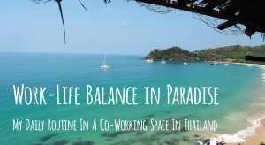 Work-Life Balance in Paradise