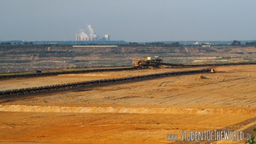 Lignite Mine and Power Plant