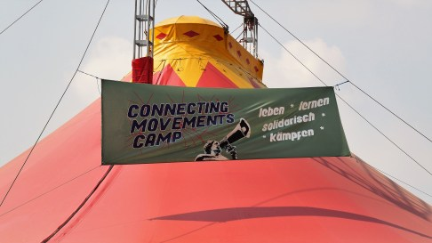 Connecting Movements Tent