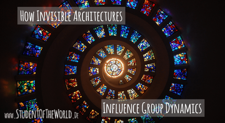 How Architecture Influences Group Dynamics