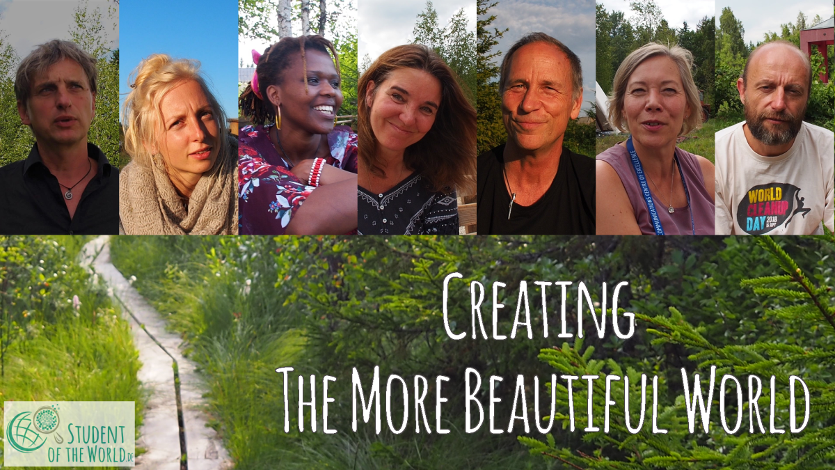 7 Ways to Create the More Beautiful World