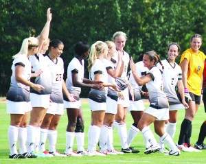 The Southern Miss soccer team travels to Auburn University to play the the Tigers on their home turf Saturday Sep 21.  Michael Kavitz/Courtesy Photo