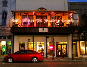 Brownstone's fine-dining restaurant and bar, located at 103 E Front St. in downtown Hattiesburg specializes in Louisianna Cajun cuisine and signiture dishes like pecan crusted catfish and zesty tuna steak.  Kara Davidson/Printz