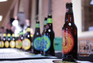 A wide variety of Magic Hat brand beers awaits thirsty festival goers at the Hattiesburg Craft Beer Festival Saturday, April 12.  A.J. Stewart / Printz