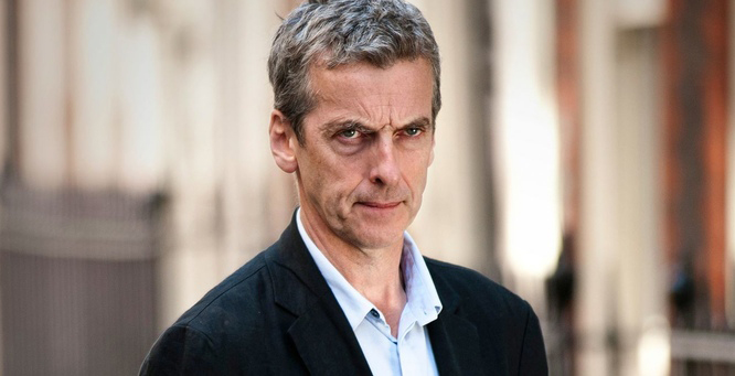 """Peter Capaldi has become The Doctor in the eighth series of the British television show, """"Doctor Who."""" The show premiered Saturday night on BBC America."""