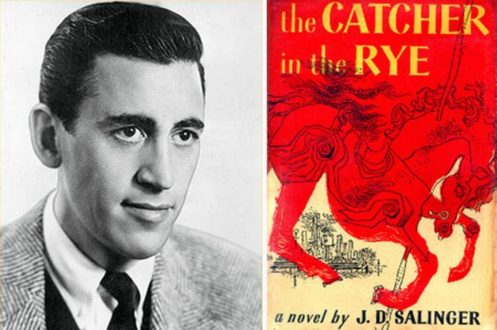 """J.D. Salinger's """"Catcher in the Rye"""" is among the list of most frequently challenged books that will be read at the Southern Miss Read Out in the Cook Library Art Gallery Sept. 25."""