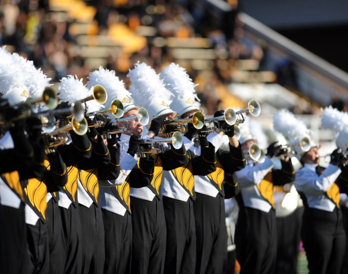 The Pride of Mississippi will send members to the St. Patrick's Day Parade in Dublin, Irleand in March 2015.