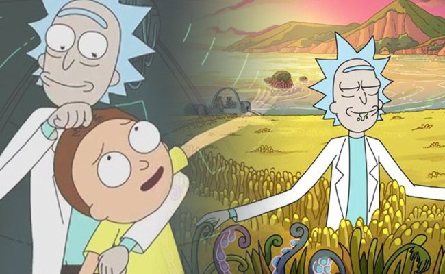 Rick And Morty Just Announced The Uk Release Date For Season 4