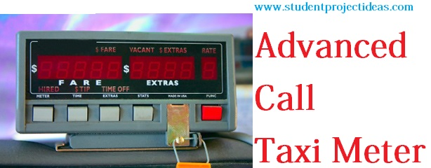 Advanced Call Taxi Meter